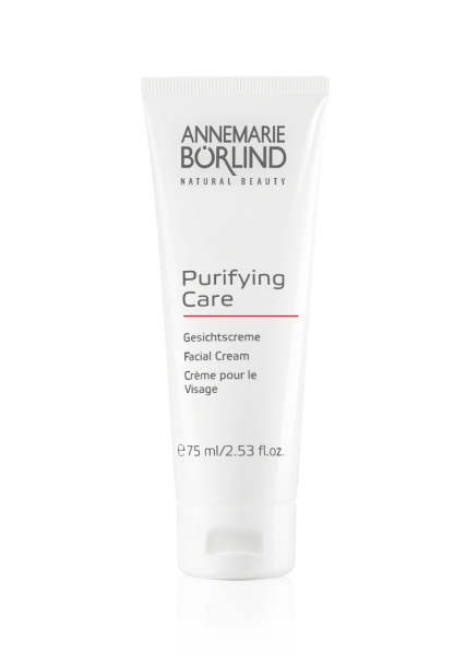 A. Börlind Purifying Care System Cleansing Gesichtscreme 75ml