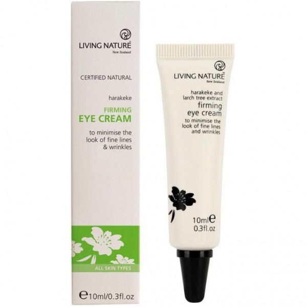 Living Nature Straffende Augencreme 10ml Firming Eye Cream