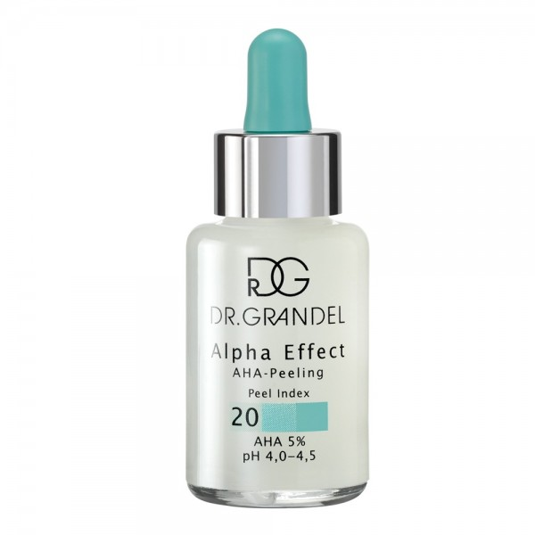Dr. Grandel Alpha Effect Aha Peeling 30 ml Peel Index 20