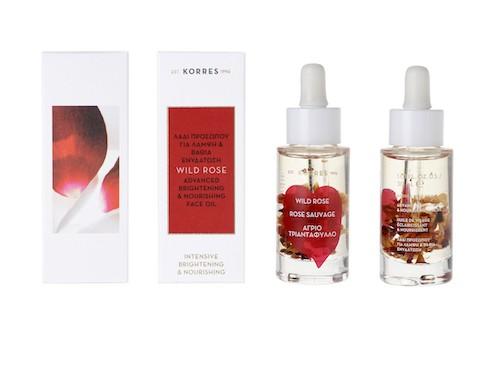 Korres Aufhellendes & nährendes Gesichtsöl für alle Hauttypen 30 ml Gesichtspfle