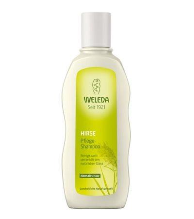 Weleda Hirse Pflege Shampoo 190 Ml (Normales Haar)