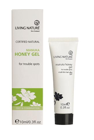 Living Nature Manukagel Manuka Honey Gel 10ml