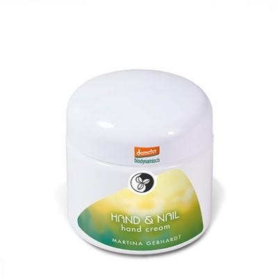 Martina Gebhardt HAND & NAIL Hand Cream 100 ml Handcreme
