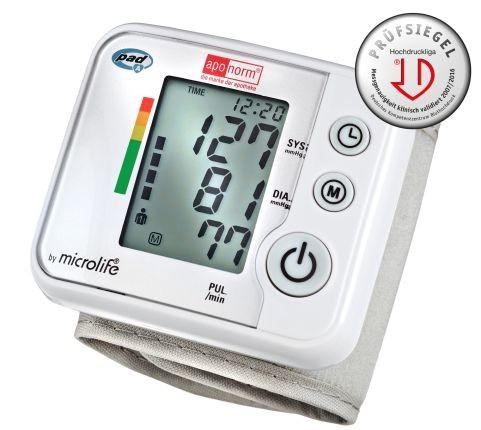 Aponorm Mobil Basis Handgelenk Blutdruckmessgerät