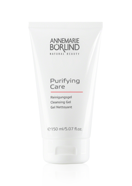 A. Börlind Purifying Care System Cleansing Reinigungsgel 150ml
