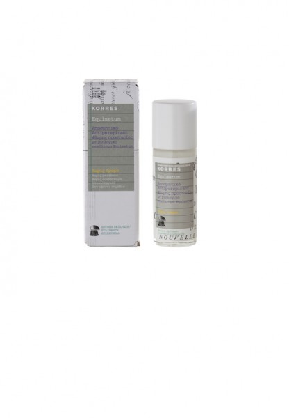 Korres 48h Anti Perspirant Deodorant bei starker Perspiration & sensibler Haut P