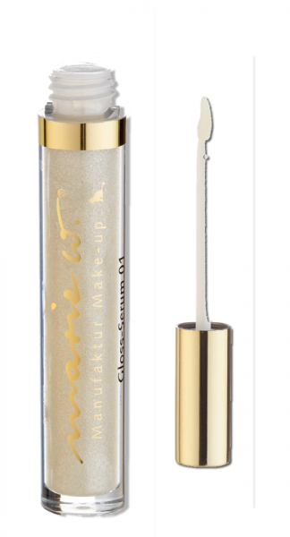 marie w. Lip Gloss Serum 01 transparent