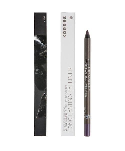 Korres Black Volcanic Minerals Eyeliner 04Long lasting Eyeliner purple 1,2 g Dek