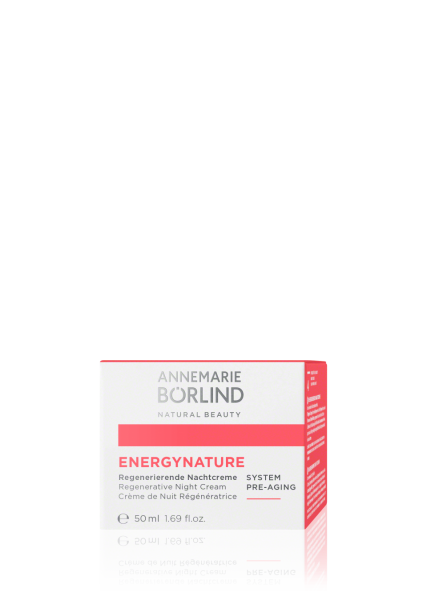 A. Börlind Energynature Pre Aging Regenerierende Nachtcreme