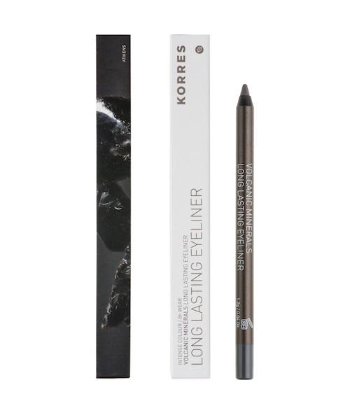 Korres Black Volcanic Minerals Eyeliner 06Long lasting Eyeliner grey 1,2 g Dekor
