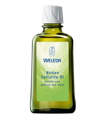 Weleda Birken Cellulite Öl 100 Ml