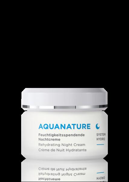 A. Börlind Aquanature Hydro Feuchtigkeit Nachtcreme