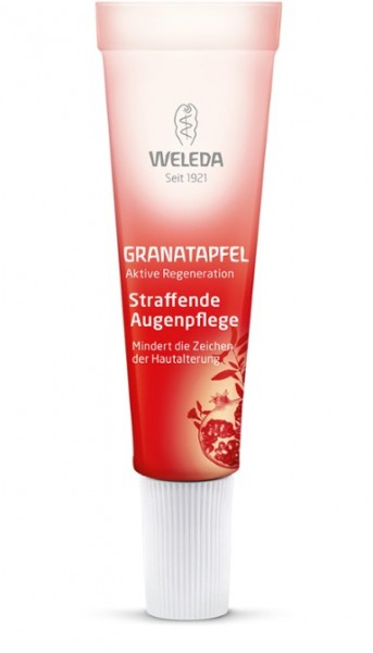 Weleda Granatapfel Straffende Augenpflege 10 ml