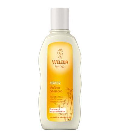 Weleda Hafer Aufbau Shampoo 190 Ml (Trockenes & Strapaziertes Haar)