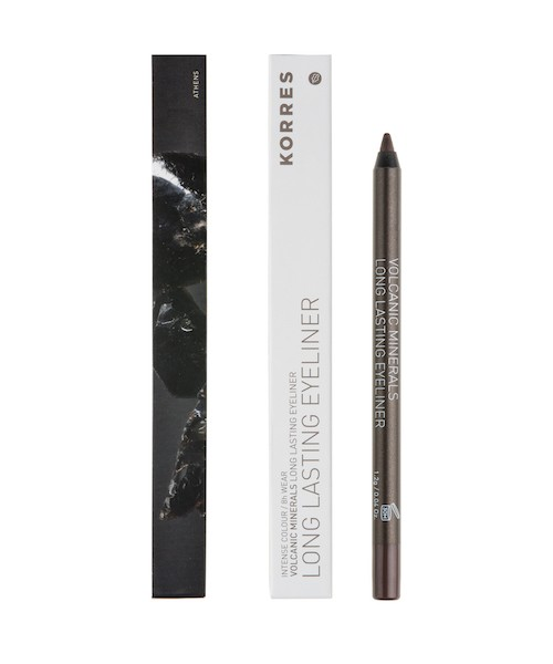 Korres Black Volcanic Minerals Eyeliner 02Long lasting Eyeliner brown 1,2 g Deko