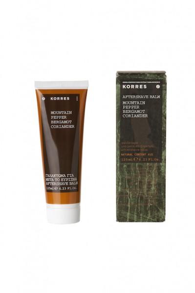 Korres Aftershave  125 ml Duft