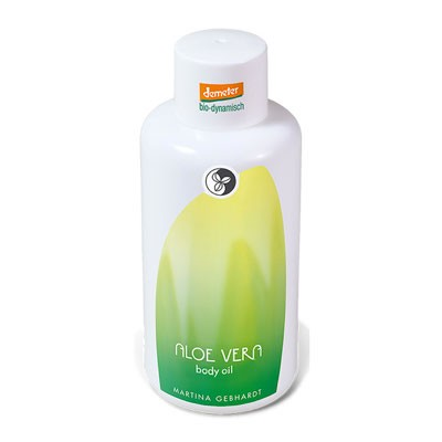 Martina Gebhardt ALOE VERA Body Oil 100 ml