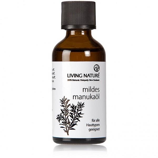 Living Nature Mildes Manukaöl 10ml Manuka Öl